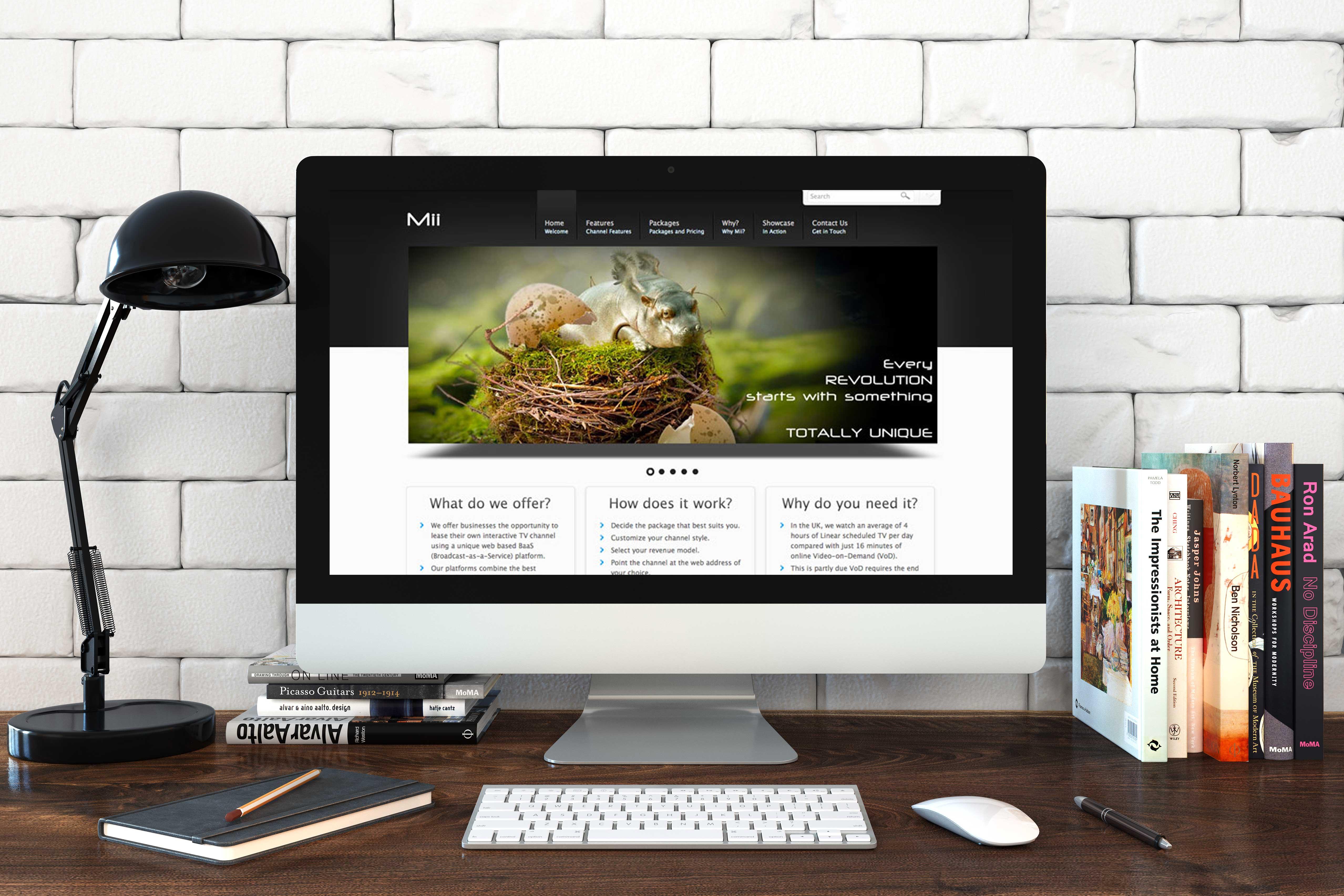 Katie Jane Web Design Website
